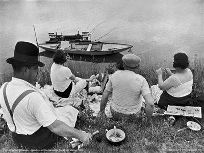 Cartier Bresson camisas remangadas